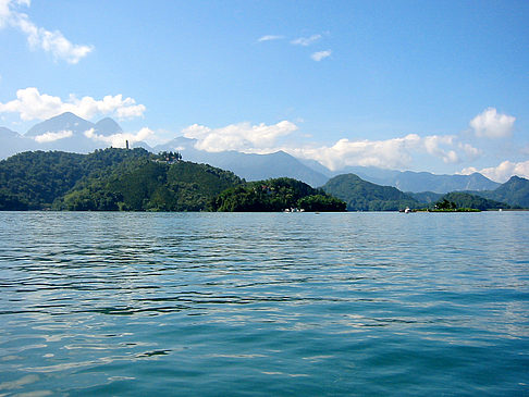 Sun Moon Lake Fotos